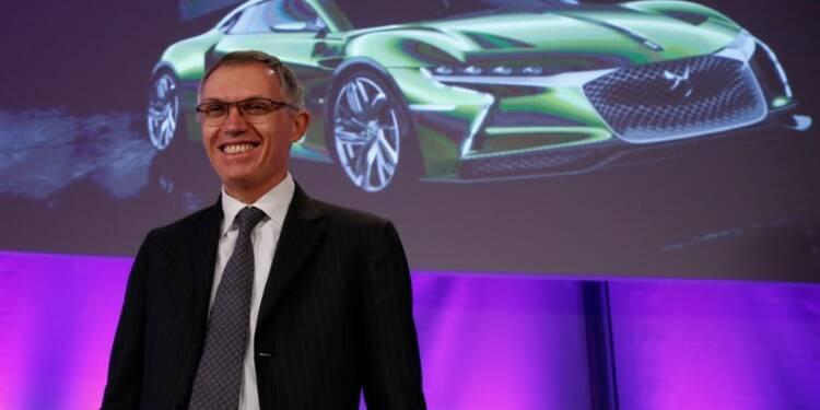 Opel apportera à PSA la marque allemande qui lui manquait, selon le président du directoire