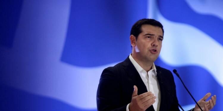 Tsipras déplore les divergences entre l'UE et le FMI
