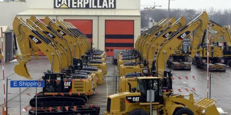 Caterpillar veut transférer à Grenoble des activités de Belgique
