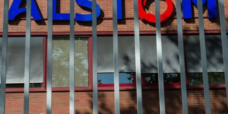 Un mois après Belfort, Alstom affiche un solide bénéfice semestriel
