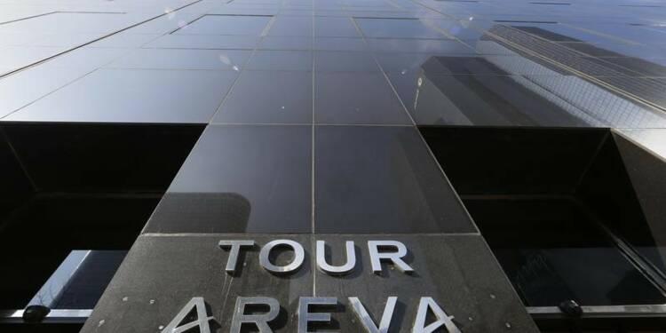 Perte nette de 665 millions d'euros pour Areva, recapitalisation prévue en juin