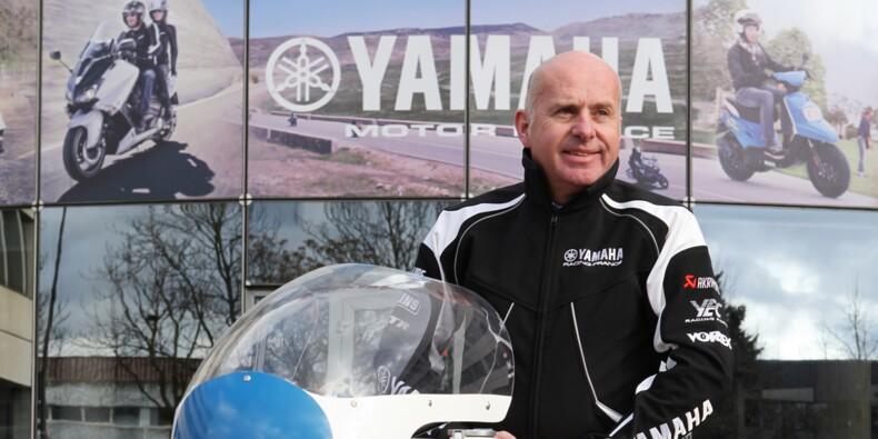Eric de Seynes : l'héritier Hermès qui roule pour les motos Yamaha