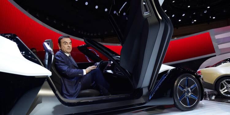 Carlos Ghosn (né en 1954), Renault-Nissan. Il a sauvé Nissan et fait de Renault un groupe mondial