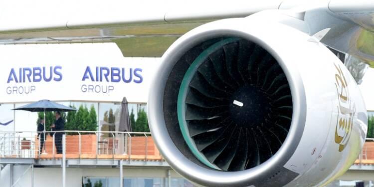 La Grande-Bretagne ouvre une enquête contre Airbus pour corruption