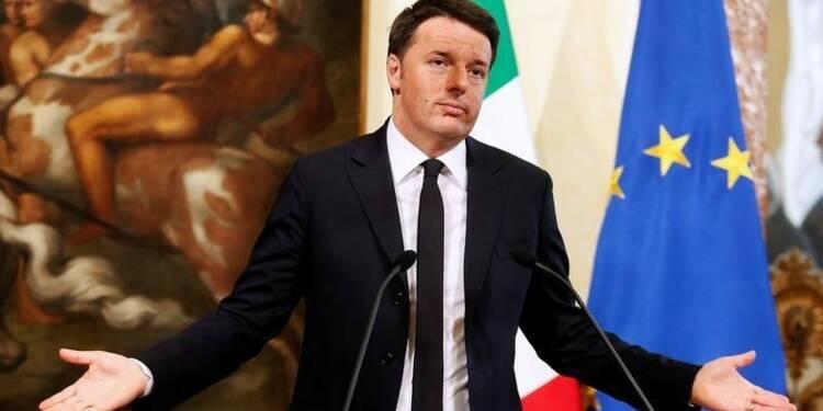 Objectif d'un déficit de 2,3% du PIB en 2017 en Italie