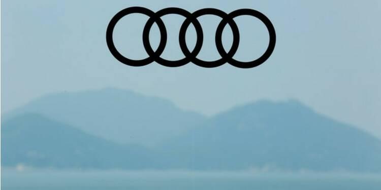 Le patron d'Audi interrogé au sujet du scandale des émissions