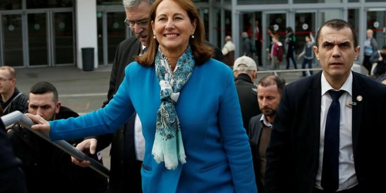 Ségolène Royal a d'autres plans que les législatives...