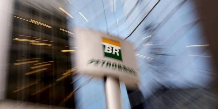 Petrobras cède une division au canadien Brookfield