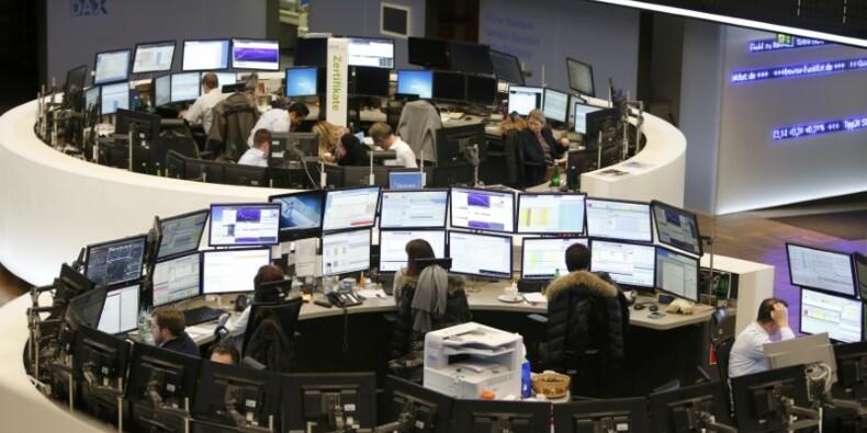 Les Bourses européennes clôturent en hausse modérée
