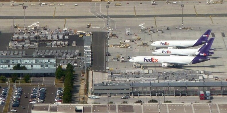 FedEx investit 1,4 milliard d'euros dans sa plateforme de Roissy