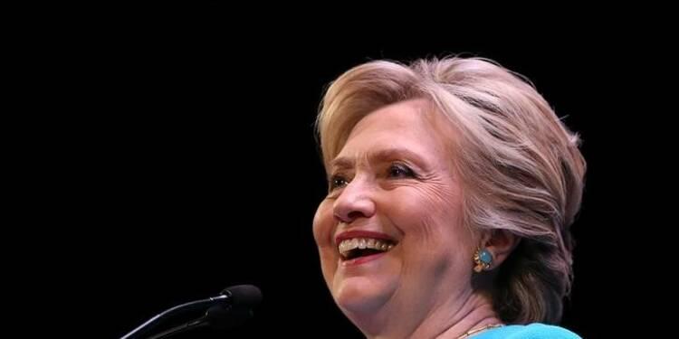 Une étude estime à 95% les probabilités de victoire de Clinton