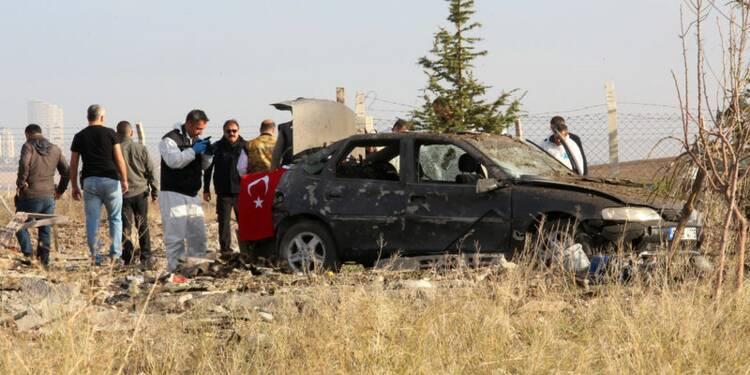 Attentat à la voiture piégée déjoué près d'Ankara