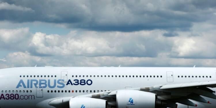 Airbus réduit la production de l'A 380