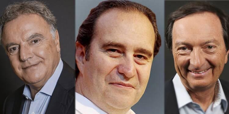 Afflelou, Niel et Leclerc sont les patrons préférés des Français, Drahi et Bolloré les moins aimés