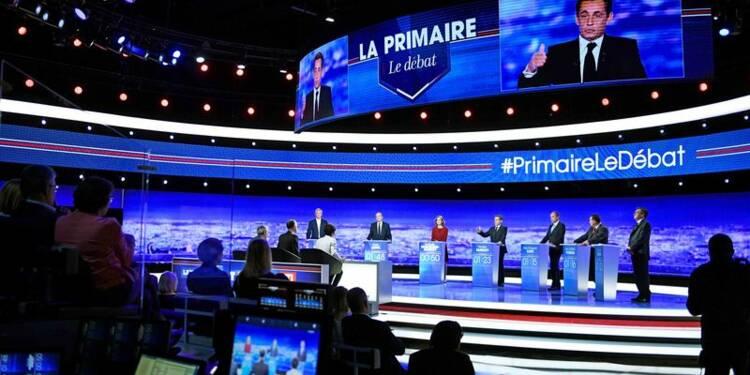 Premier débat à droite, des piques mais pas de pugilat