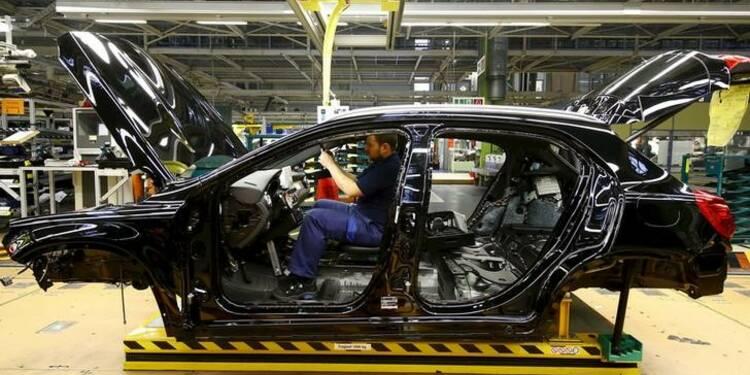 Le marché automobile allemand pourrait ralentir en 2017