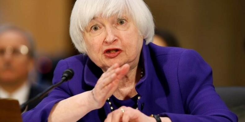 La Fed est prête pour une hausse des taux, dit Yellen