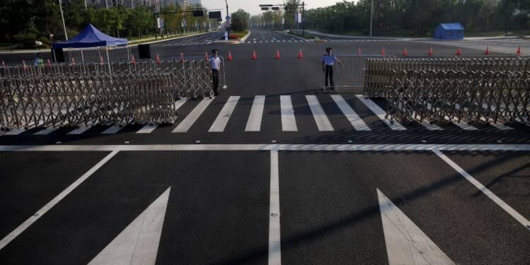 Hangzhou se vide avant l'arrivée des dirigeants du G20