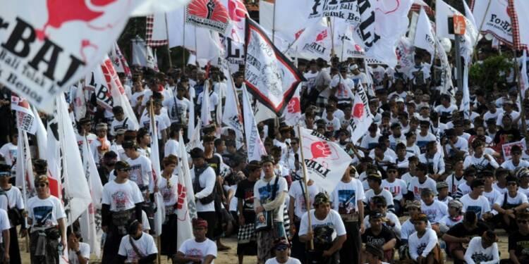 Bali: levée de boucliers contre un méga-projet d'îles artificielles