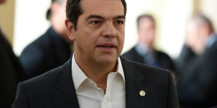 La Grèce table sur le retour à la croissance en 2017