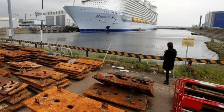 De nouveaux candidats à la reprise des chantiers navals STX