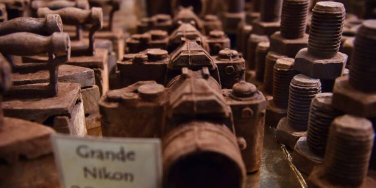 Le chocolat français fait salon à Paris