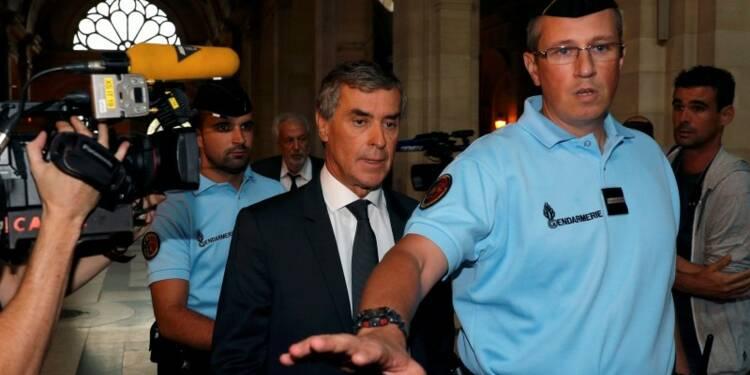 Jérome Cahuzac devant la justice pour son compte caché