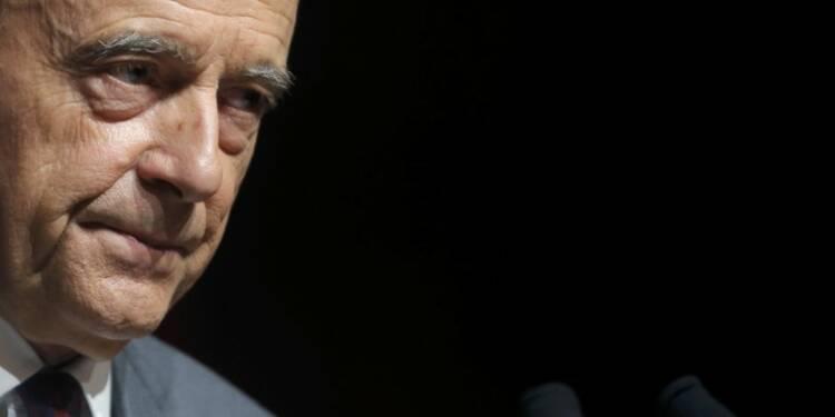 Juppé craint une guerre civile à cause de l'hystérie sur l'islam