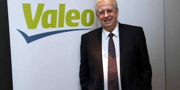 Résultats 2016 en ligne pour Valeo, optimisme prudent pour 2017
