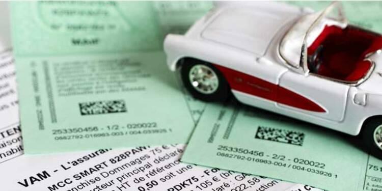 Assurances auto : vous allez pouvoir tout renégocier, y compris les garanties