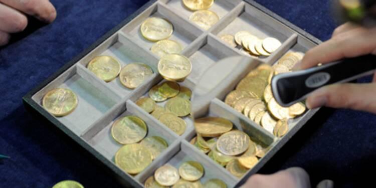 De l'or pour conjurer la crise
