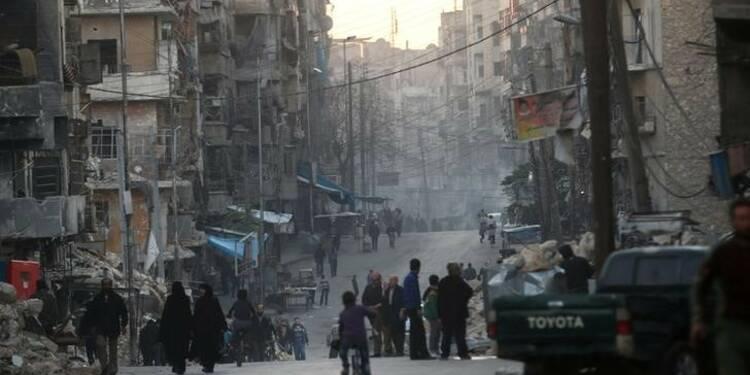 Toujours pas d'aide humanitaire à Alep-Est malgré la trêve