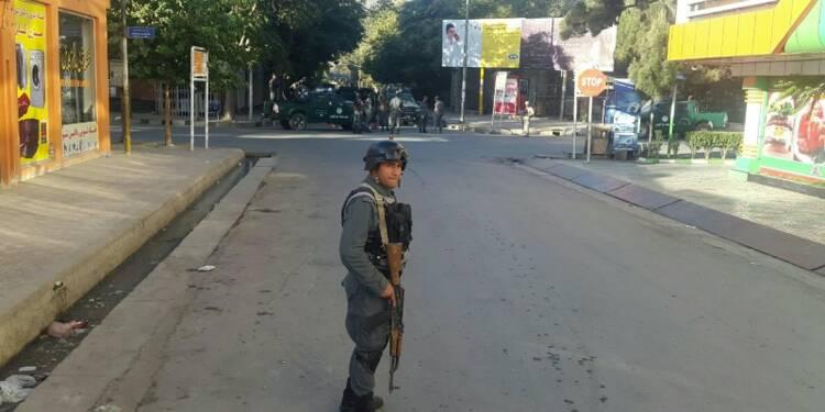 Fusillade à Kaboul au lendemain d'un double attentat suicide