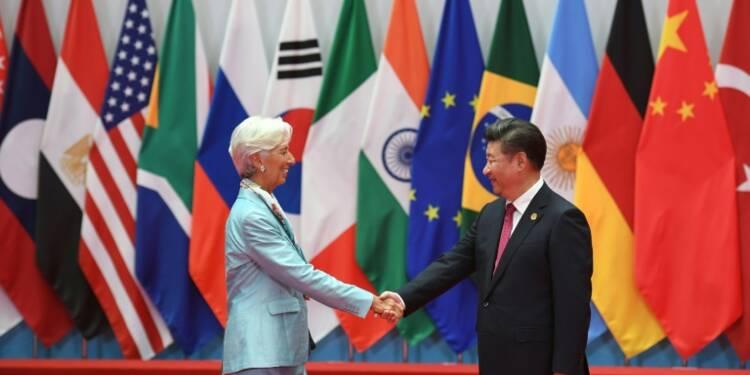 G20: halte au protectionnisme, vers une mondialisation plus équitable