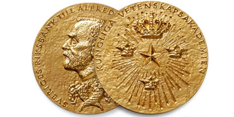 Les deux prix Nobel d'économie 2016 vont se partager 830.000 euros