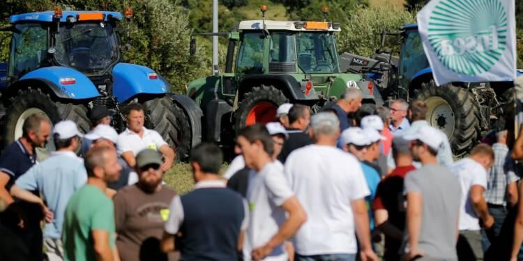 Reprise des négociations sur le prix du lait