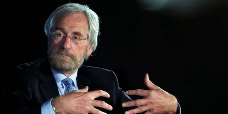 L'inflation de la zone euro n'est pas encore durable, dit Praet