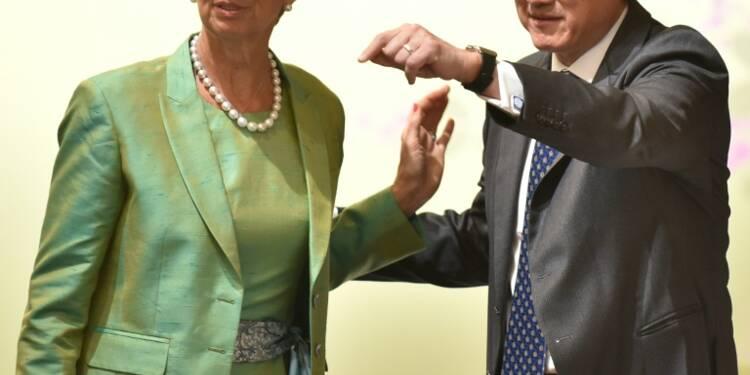"""Européens et Américains ont fait """"mauvais usage"""" du FMI et de la BM, estime le groupe des Brics"""