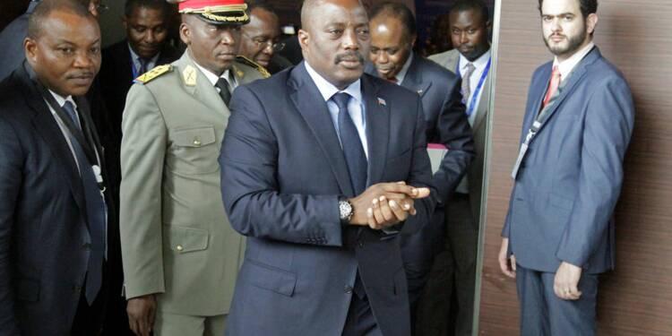 Une manifestation de l'opposition interdite à Kinshasa