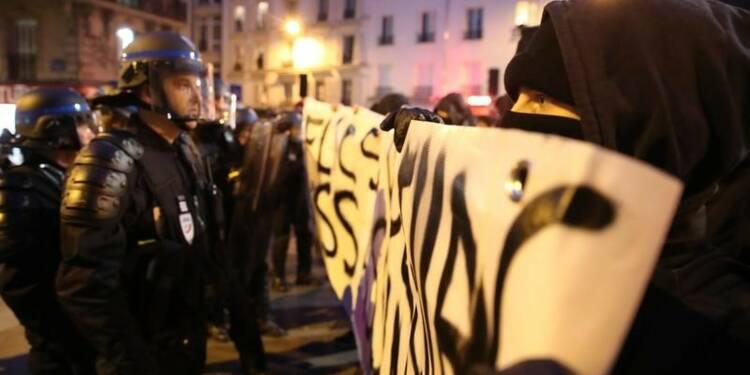 Incidents à Paris lors d'un rassemblement de soutien à Théo