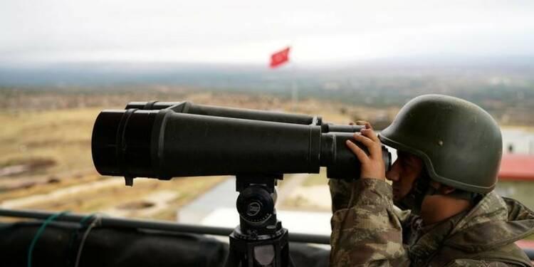 Trois soldats turcs tués en Syrie lors d'un raid aérien