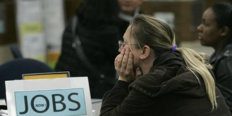 Rebond des inscriptions au chômage américain, le marché reste solide