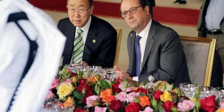Hollande exhorte Washington à respecter l'accord de Paris