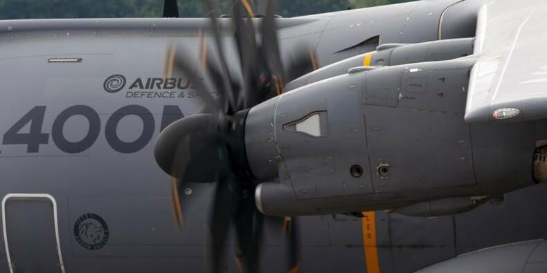 Airbus plombé par l'A400M malgré de solides résultats