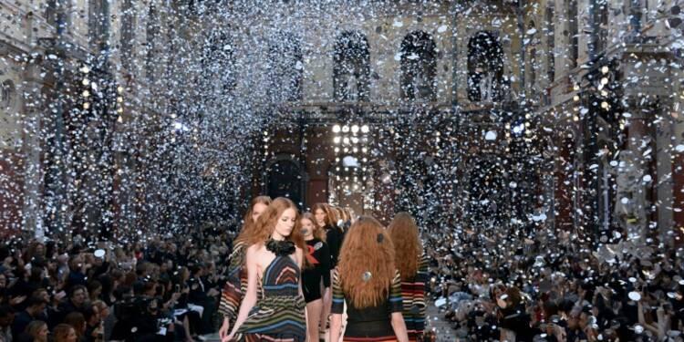 Couture: Sonia Rykiel, en difficulté, veut supprimer des effectifs