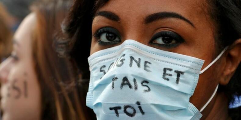 Manifestations des infirmiers et personnel hospitalier