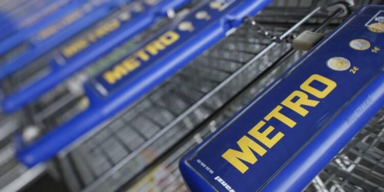Les résultats de Metro pénalisés par Media Saturn