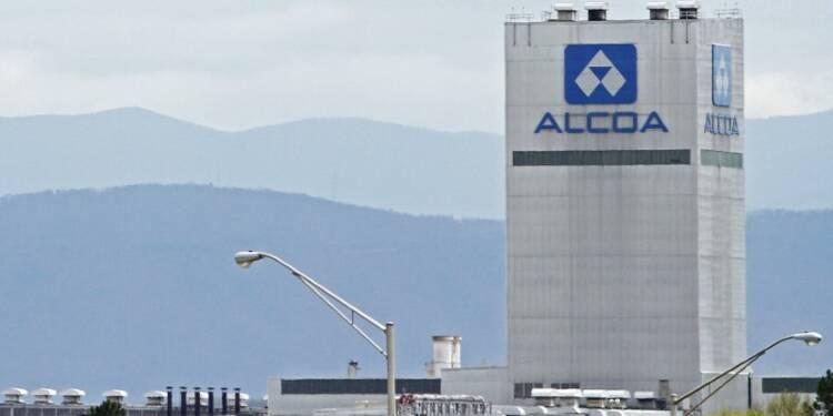 Alcoa prévoit une hausse de 4% de la demande d'aluminium