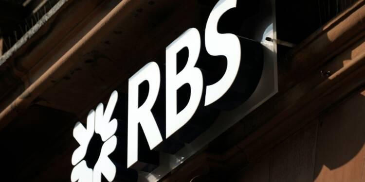 """""""Subprime"""": amende de 120 millions de dollars pour la banque RBS"""