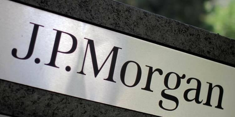 Les résultats de JPMorgan meilleurs que prévu